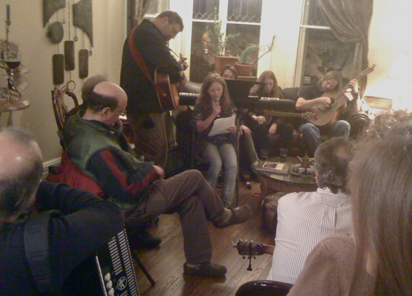 Tribes Hill Monthly Gatherings and Song Circle