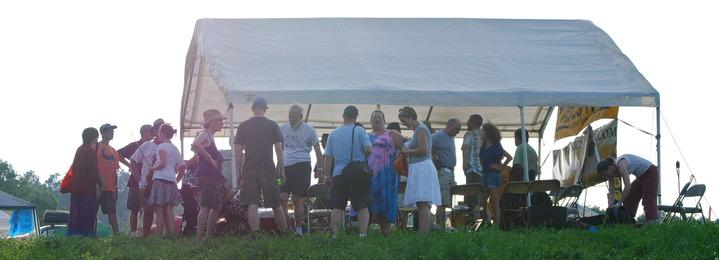 Falcon Ridge Folk Festival Blog
