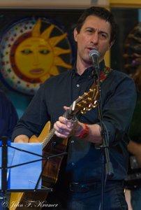 Jordan Copeland acoustic concert