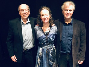 The Music of Joni Mitchell and Paul Simon as performed by nbspAnne Carpenter and Peter Calo With nbspJohn Lissauer