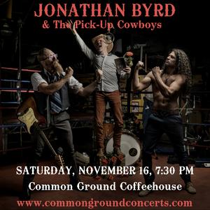 Jonathan Byrd and The Pickup Cowboys