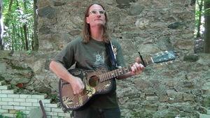Fred Gillen Jr Solarpowered Music
