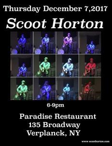 Scoot Horton nbsp