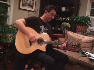 Jordan Copeland Acoustic House Concert