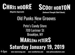 Old Punks New Grooves