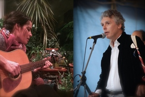 Tribes Hill Presents - Jo Williamson / David Massengill