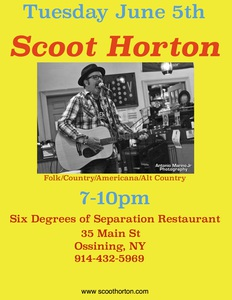 Scoot Horton nbspSix Degrees of Separation