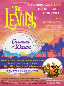 The Levins039 Caravan of Dawn CD Release Party