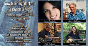 New Morning Songwriter Series