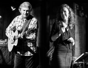 Billy J Kramer plus The Music of Joni Mitchell and James Taylor performed by Peter Calo and Anne Carpenter featuring John Lissauer on horns