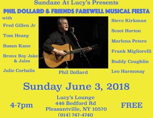 Phil Dollard and Friends Funky Farewell Musical Fiesta