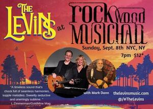 The Levins CD Celebration Concert with Mark Dann