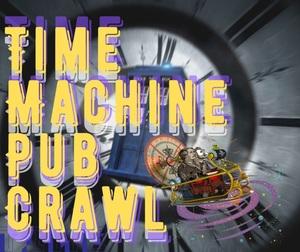 The Levins Video Premiere of New Single Time Machine Pub Crawl