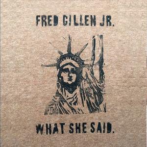 Fred Gillen Jr Solo Show