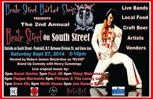 The 2nd Annual Beale Street on South Street Music Festival