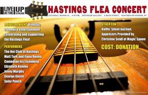 Hastings Flea Concert