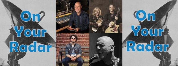 THE LEVINS at ON YOUR RADAR with John Plat WFUV