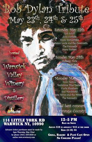 The Slambovian Circus of Dreams at the Bob Dylan Tribute Weekend