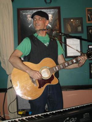 Curtis Becraft and the Dilettantes St Patricks Day