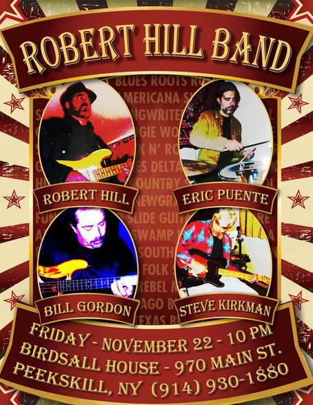 Robert Hill Band