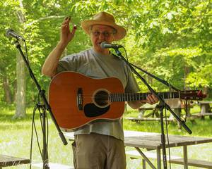 Phil Dollard at the Eastchester Farmers039 Market