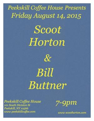 Scoot Horton and Bill Buttner