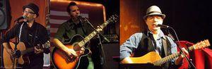 The AmadorBanrock Coughlin  SingerSongwriter Circle Mini Tour 2014