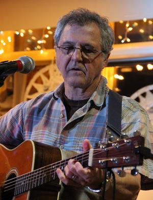 Phil Dollard at the Piermont Farmers039 Market