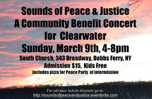 Benefit for CLEARWATER
