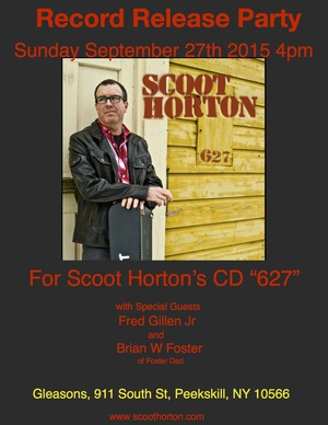 Scoot Horton  Record Release Party