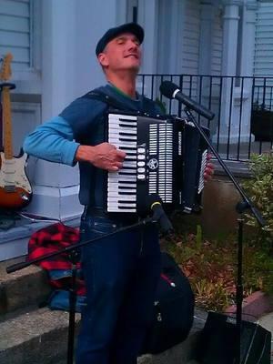 Curtis Becraft at Acoustic Thursdays