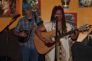 Curtis Becraft and Carla Lynne Hall at Coffee Labs Tarrytown