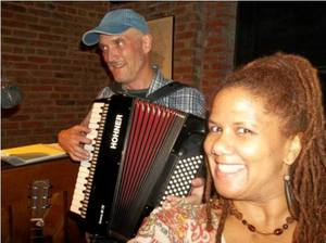 Curtis Becraft and Carla Lynne Hall rock the East Village NYC