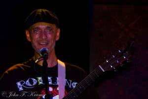 Curtis Becraft039s Blues Tuesday Open Mic with featured performer Larry Kolker