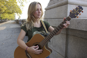 Open Mic amp Featured Performer Julie Corbalis