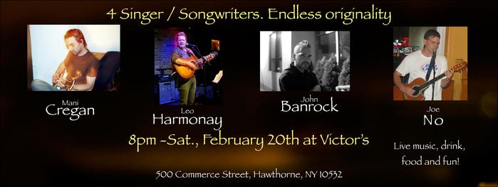 Cregan Harmonay Banrock amp No at Victor039s