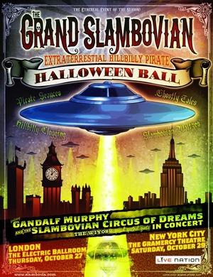 The Grand Slambovian Extraterrestrial Hillbilly Pirate Ball 2011