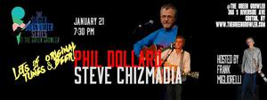 Phil Dollard and Steve Chizmadia at The nbspGreen Growler SingerSongwriter Series
