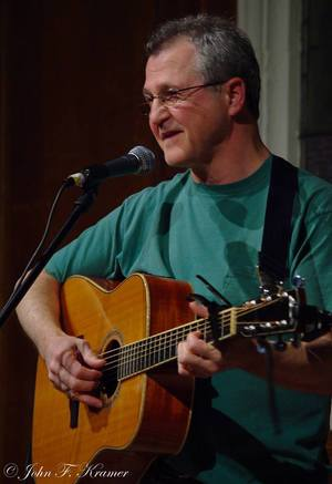 Phil Dollard at Kurzhals Coffee House