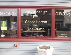 Scoot Horton and The Bump