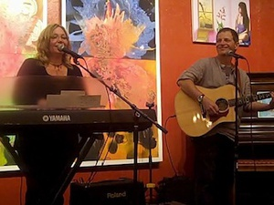 The Levins at the Montvale Free Public Library NJ