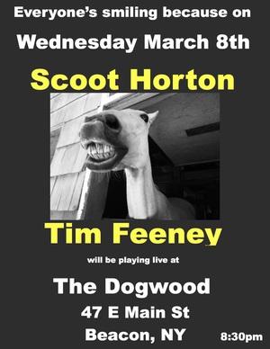 Scoot Horton and Tim Feeney