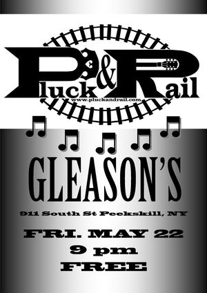 Pluck amp Rail at Gleason039s