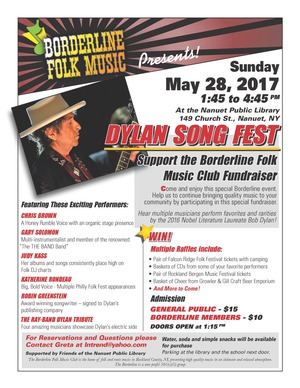 Dylan Song Fest