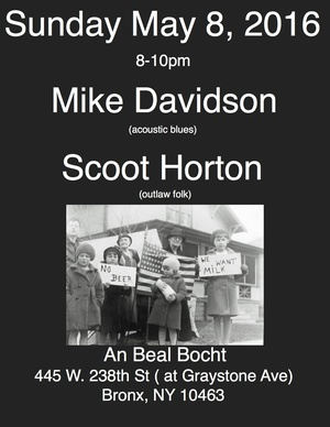 Scoot Horton and Mike Davidson