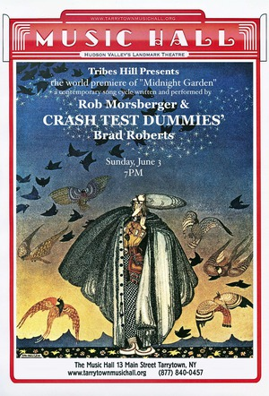 Tribes Hill Benefit Concert  Crash Test Dummies039 Brad Roberts with Rob Morsberger