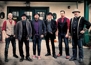 Scott Wolfson and Other Heroes amp The Gaslight Tinkers in Concert