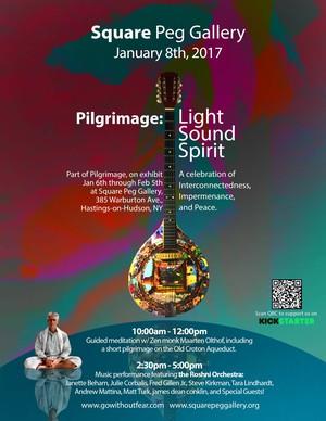 Pilgrimage Light Sound Spirit