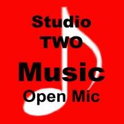 Studio Two  Music Open Mic nbsp
