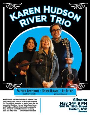 Karen Hudson River Trio